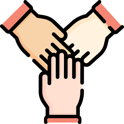 Monthly volunteering icon