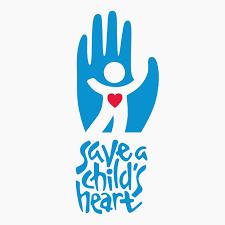 Save a child's heart logo