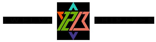 Twelve Thirteen Logo