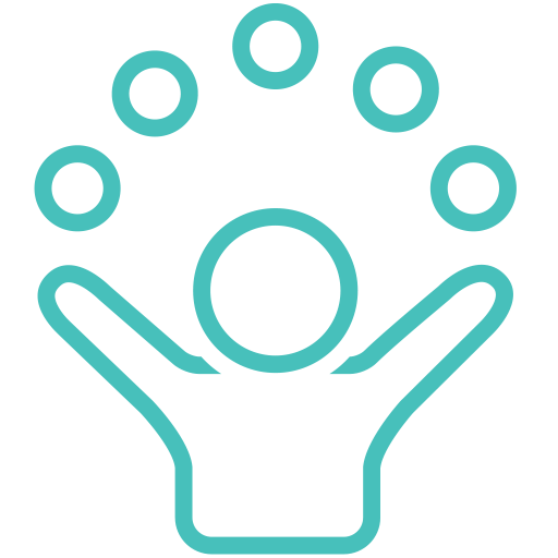 Variety icon turquoise